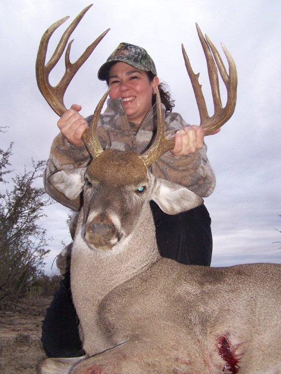 Texas Deer Huntin